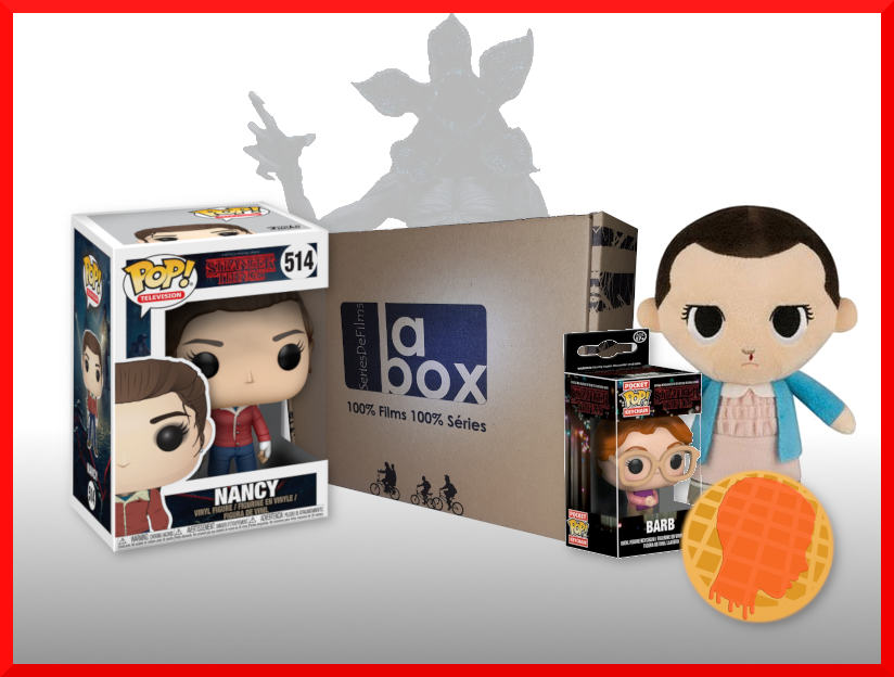 La Box SeriesDeFilms – Stranger Things