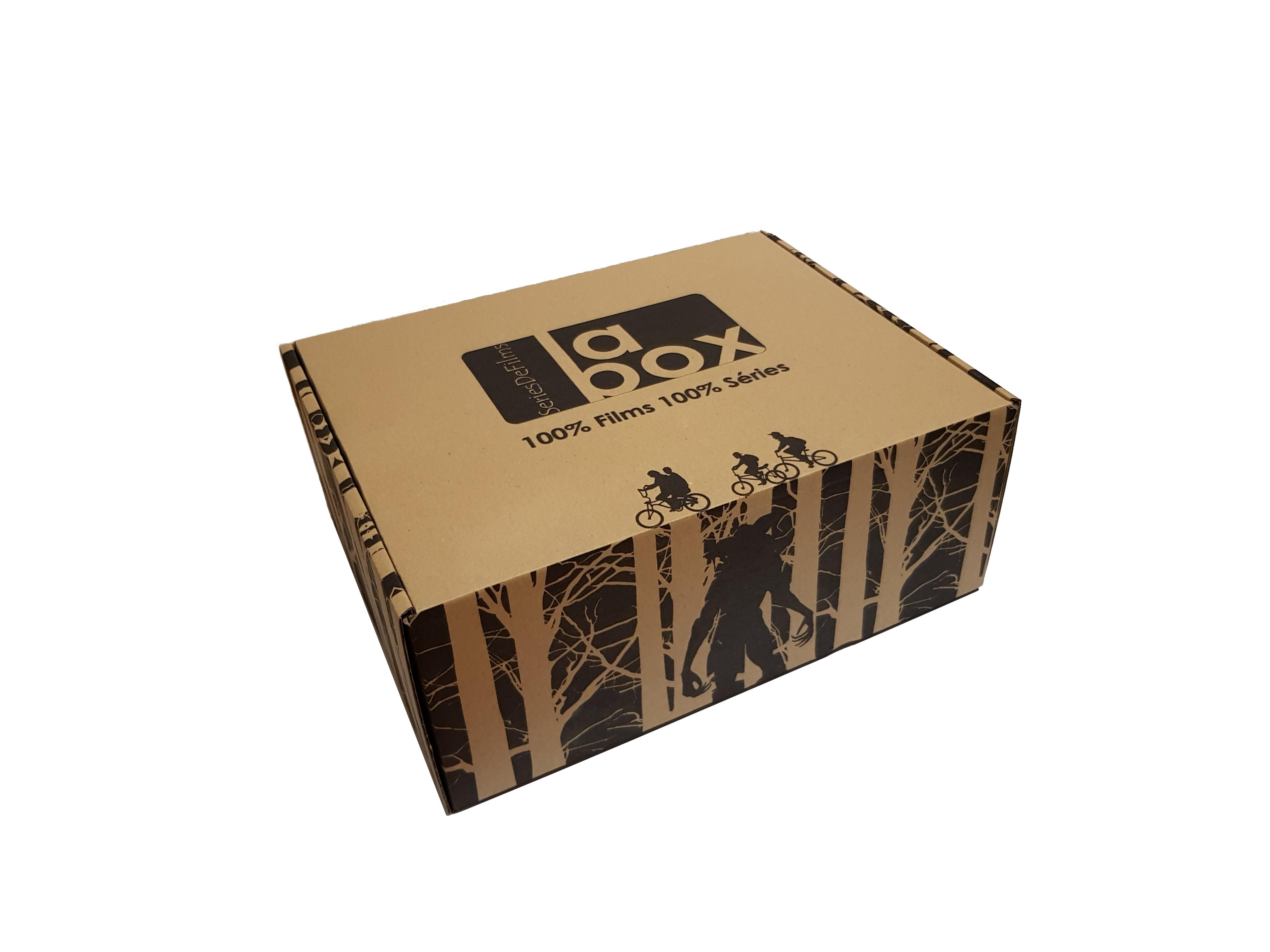 La Box SeriesDeFilms – Stranger Things