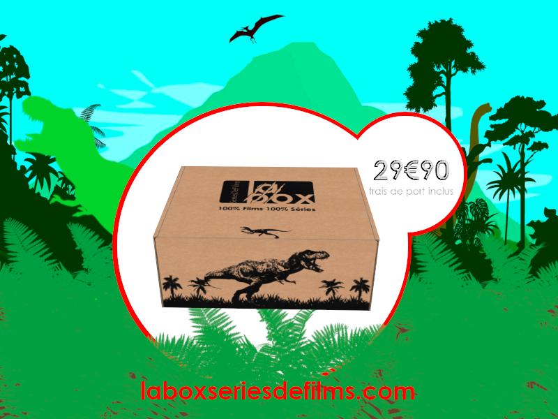 La Box SeriesDeFilms - Jurassic Park